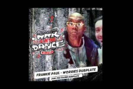 Frankie Paul – Worries in Friendly Fire Studio