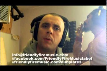 YT & Mr Williamz Endorsing Friendly Fire Studio