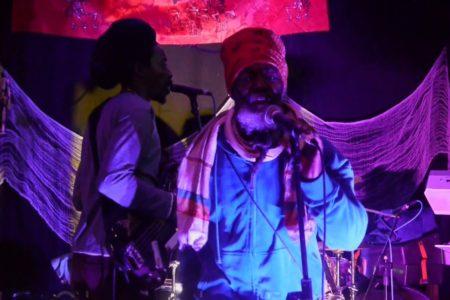 Shanty Town: Tomlin Mystic & Friendly Fire Band